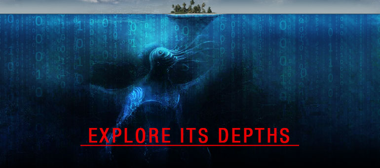 Dark Web : The Side of Internet You Never Knew – Infographic