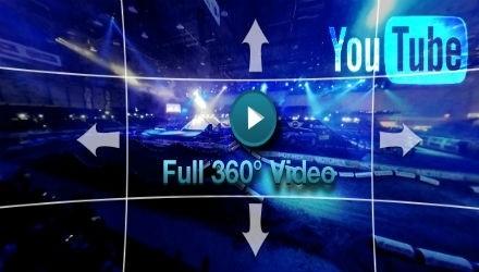 Exploring videos in 360