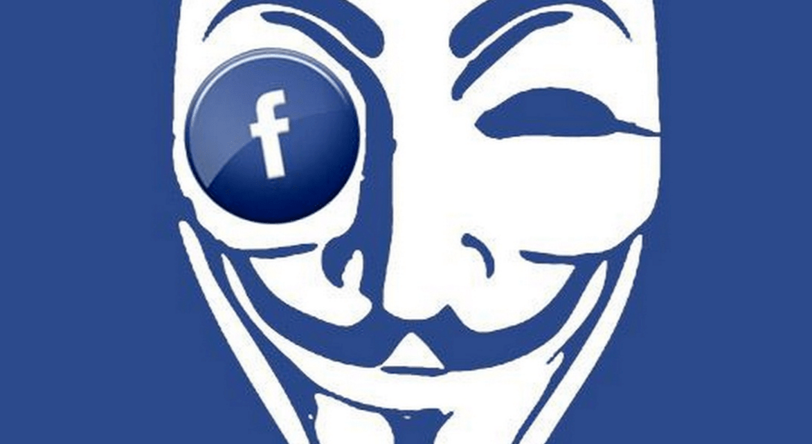 Facebook Forgets to Provide Anonymity