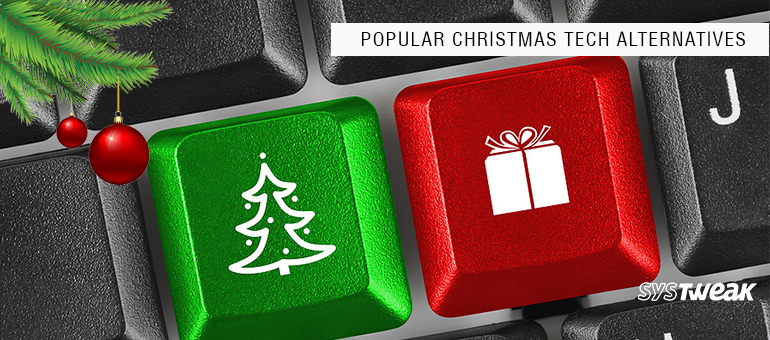 Great Alternatives to Popular Tech Gifts for Christmas