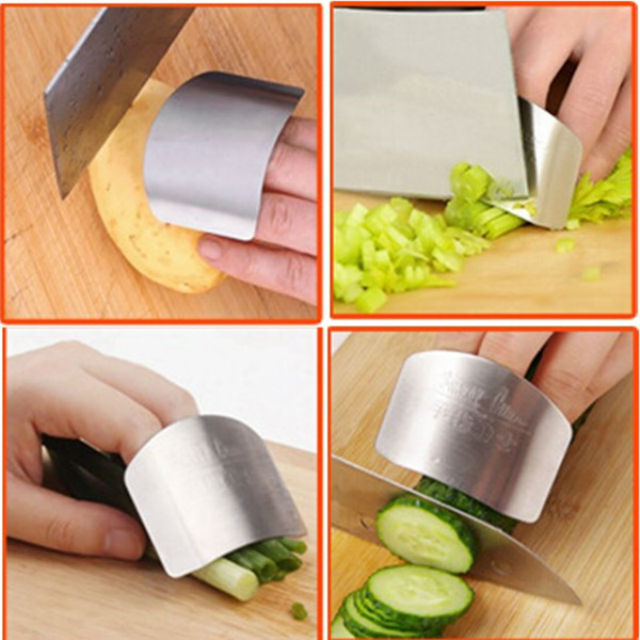 Kitchen Tool Finger Guard