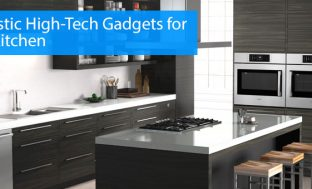 Futuristic High-Tech Gadgets for your Kitchen: Part 2