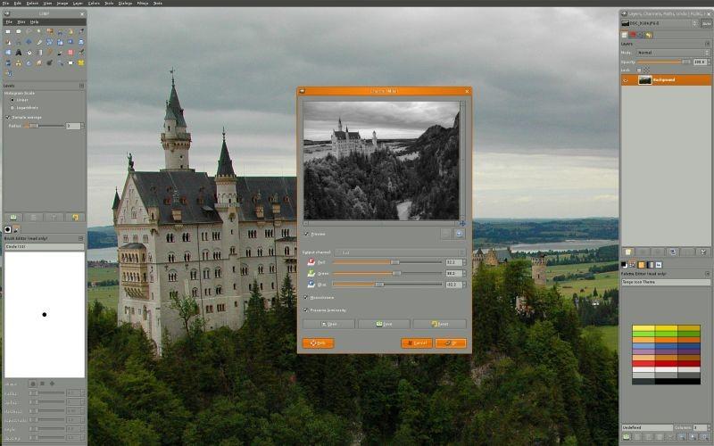 gimp-cross-platform-best-photo-editing-apps