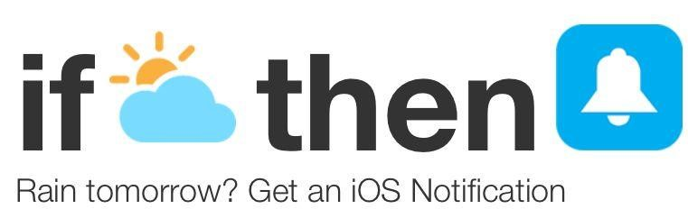 Get Automatic Weather Alerts with IFTTT
