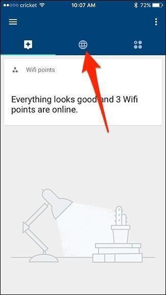 Google Wifi App