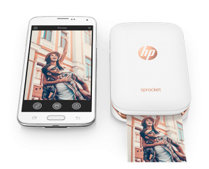 HP Mobile Photo Printer