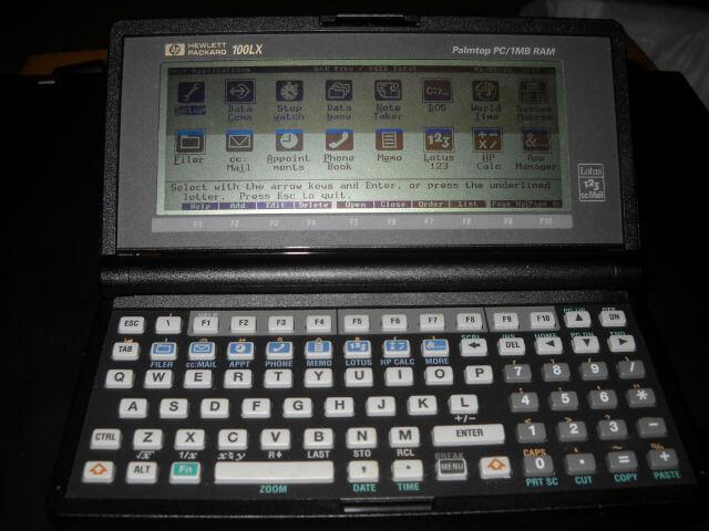 HP LX100
