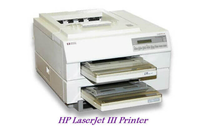 HP_LaserJet_III_Printer