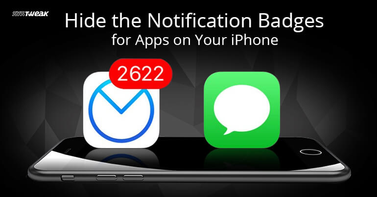 Hide The Notification Badges For Apps On Your iPhone
