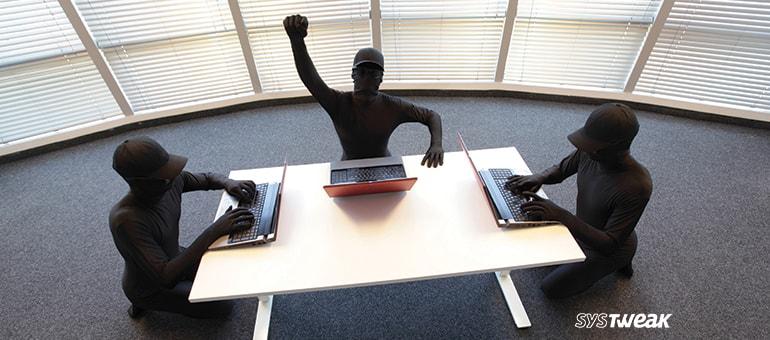 How Internet Crime Gangs Meet Online!