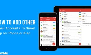 How To Add Other Email Accounts To Gmail App On iPhone Or iPad