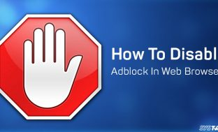 How To Disable Adblock In Web Browsers
