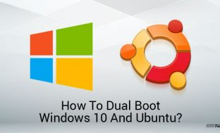 How To Dual Boot Windows 10 And Ubuntu