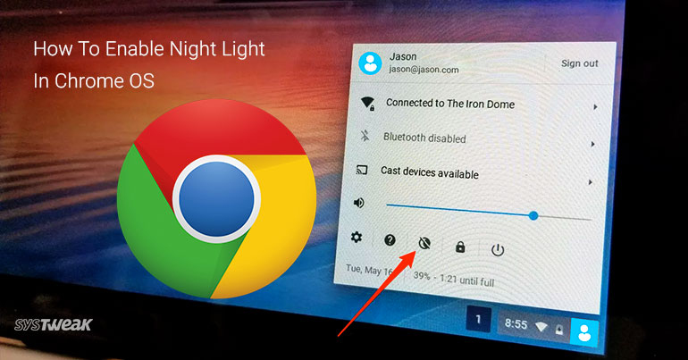 How to enable night light in chrome os ccuart Image collections