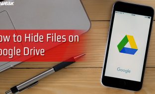 How To Hide Files On Google Drive