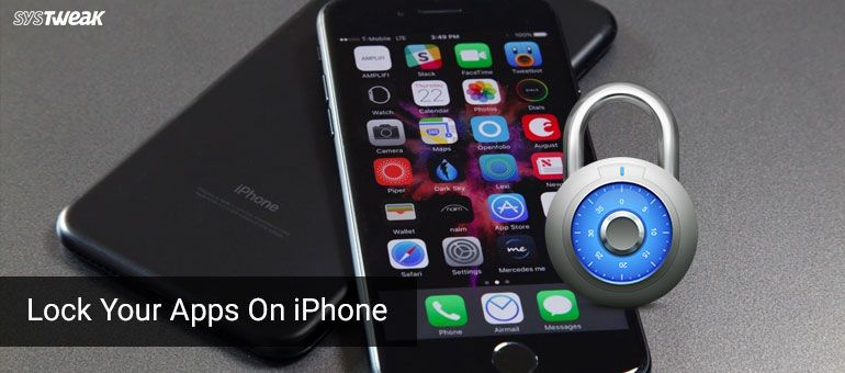 How to Lock Specific Apps On iPhone