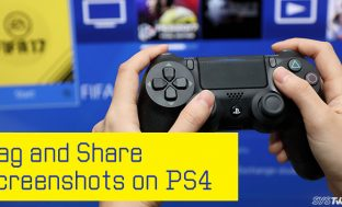 How To Tag & Share Screenshots On PS4 To Flaunt Your Gaming Skills
