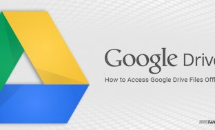 How to Access Google Drive Files Offline