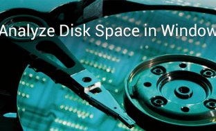 How to Analyze Disk Space in Windows 10, 8, 7 and xp