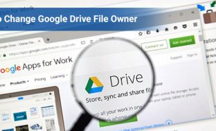 How to Change a Google Drive File Owner