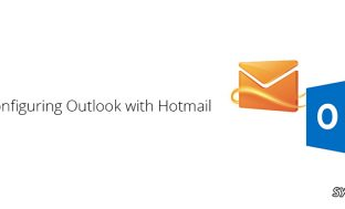 How to Configure Windows Live Hotmail with Outlook