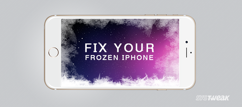 How to Fix a Frozen iPhone
