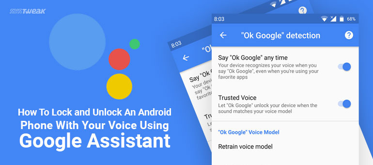 How to Lock and Unlock an Android Phone Using Google Assistant