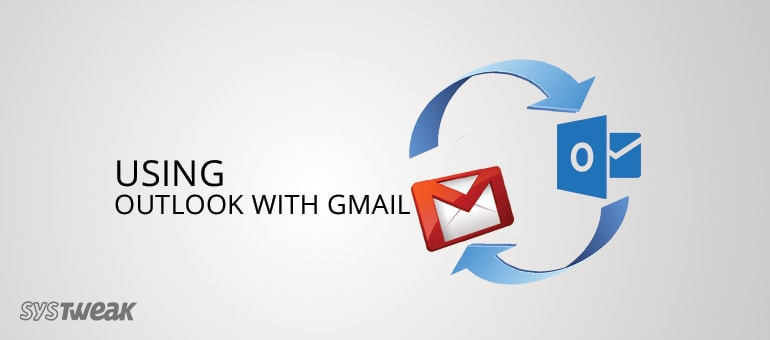 how to create new gmail in outlook