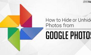 How to Hide or Unhide Photos on Google Photos.
