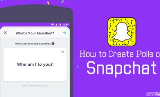 How To Create Polls On Snapchat Using Polly App