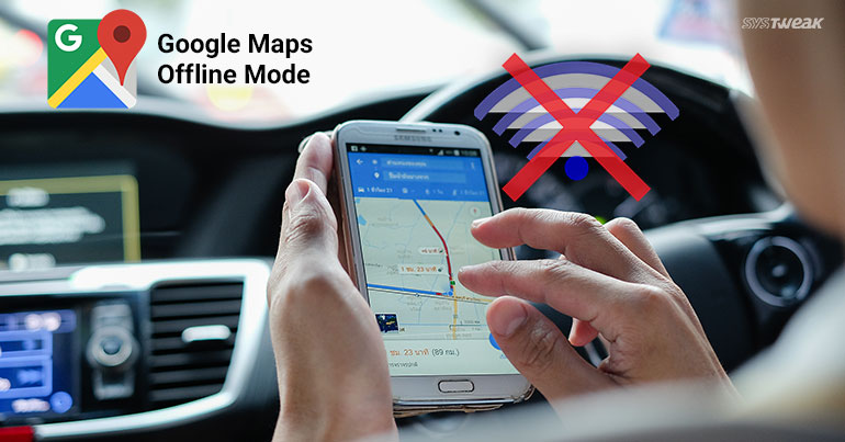 How to Use Google Maps Navigation Offline