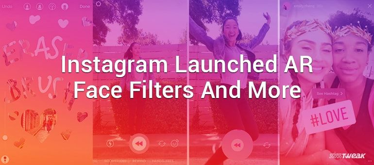 Instagram Adds Selfie Filters In A Bid To Engage Users More