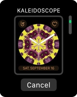 Kaleidoscope option