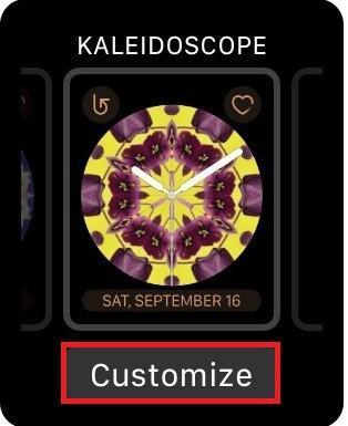 Kaleidoscope style