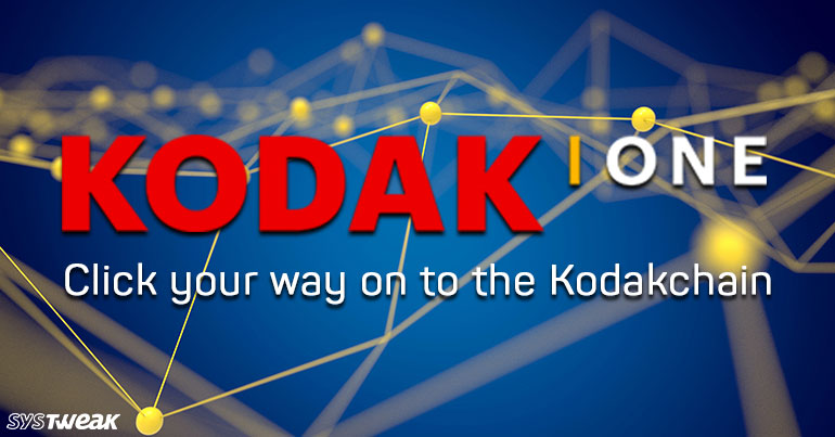 Kodak: Next on the Blockchain