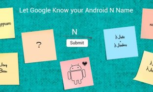Google's is giving you the Chance to Name Android N!