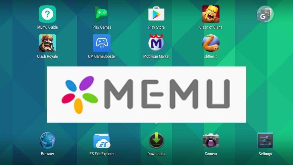 MEmu- best android emulator 2017