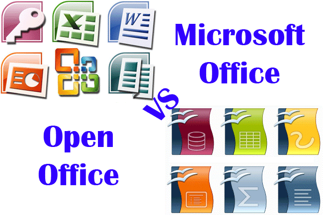 MS Office and Open Office