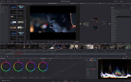 Mac OS High Sierra Update graphics