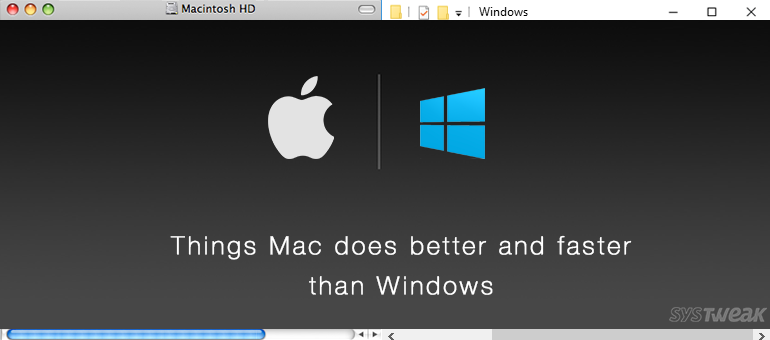 Mac vs Windows – 10 Reasons Why Mac is Better and Faster than Windows