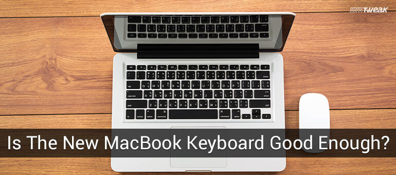 Apple Writes A New Story With A New Keyboard