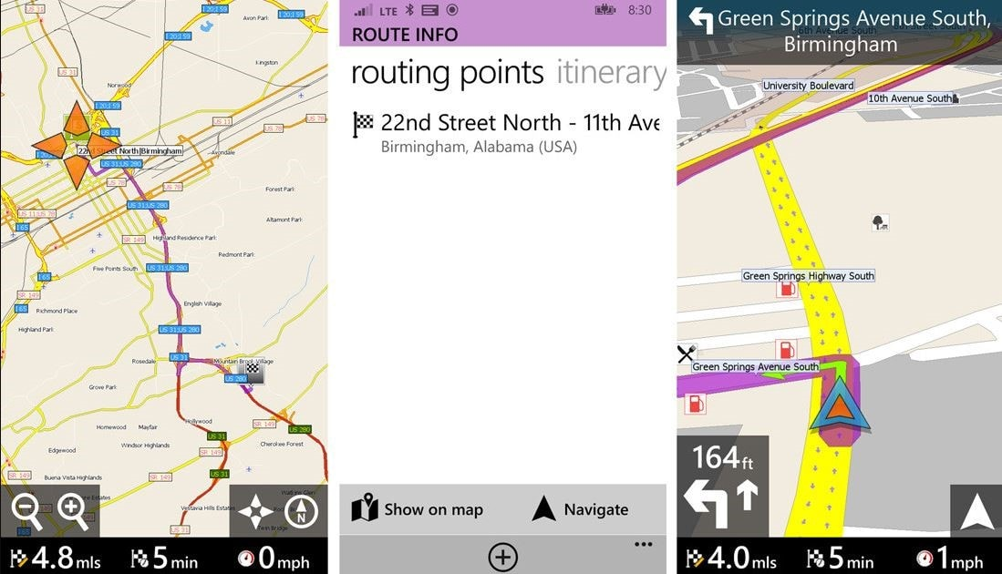 MapFactor - GPS Navigation