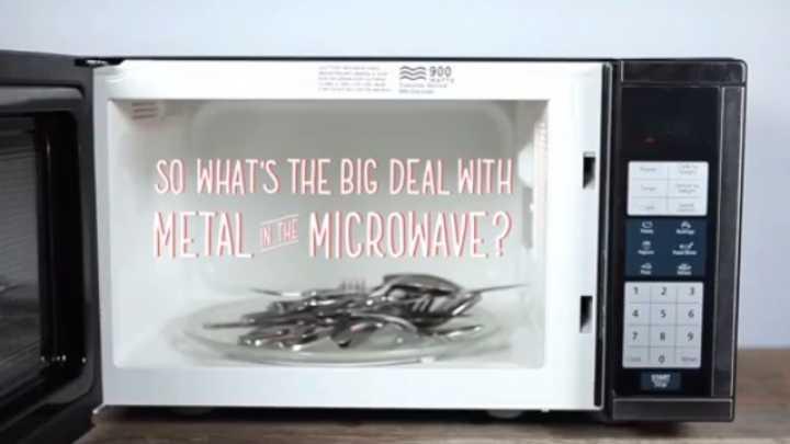 metal-microwave
