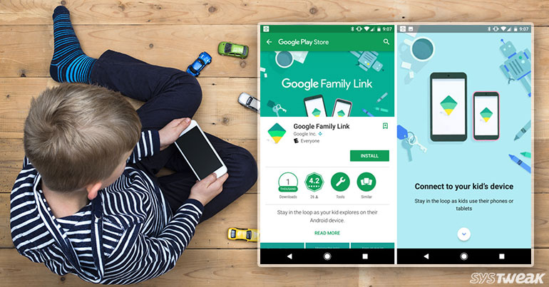 Monitor Your Kid's Phone Usage With Google Family Link