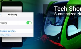 NEWSLETTER: CHINA'S DRIVERLESS TRAM & APPLE'S ANTI-TRACKING SYSTEM