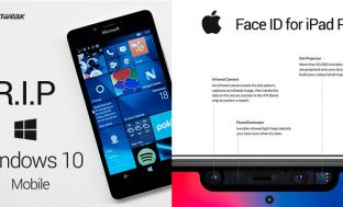 NEWSLETTER: Windows Phone Takes A Dirt Nap & Face ID On iPad Pro 2018