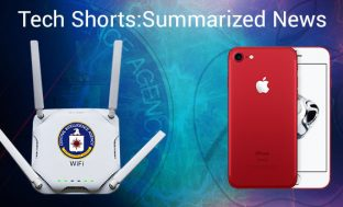 Newsletter: CIA Surveillance Exposed & New Features For iPhone 7 S