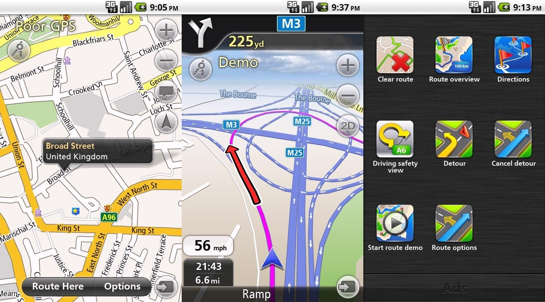 Navfree - GPS Navigation