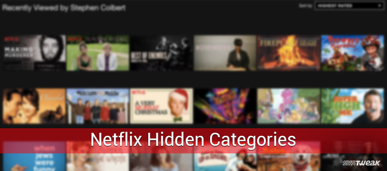 Two Simple Ways to Surf Through Netflix's Secret Genre Category