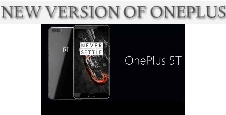 New version of oneplus